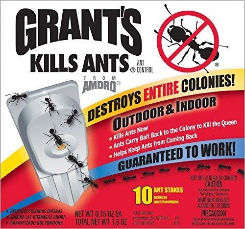 Grants Ant Stake - 2