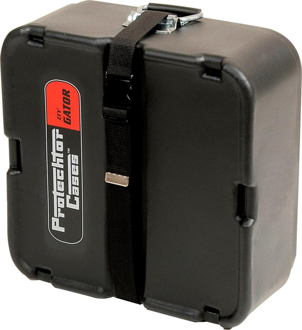 Gator Cases Protechtor Series Classic Tom Case; Fits 14''x 5'' Snare Drum (GP-PC1405SD) by Gator