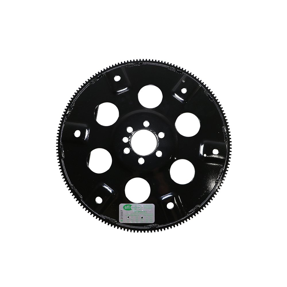 Assault Racing Products FP350L SFI Small Block Chevy External Balance 168 Tooth SFI Flexplate SBC 350