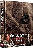 Freitag, der 13. - Teil 2 - Uncut/Mediabook  (+ DVD) (+ Bonus-DVD) [Blu-ray] [Limited Edition]