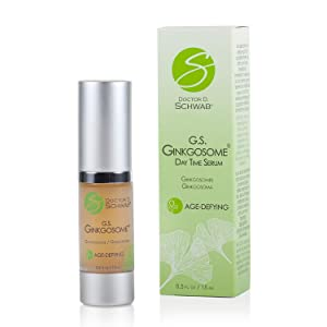 Doctor D. Schwab G.S. Ginkgosome Day Time Skin Pefecting Serum with Grape Stem Cell Science