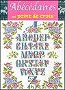Abécédaires au point de croix par Editions de Saxe