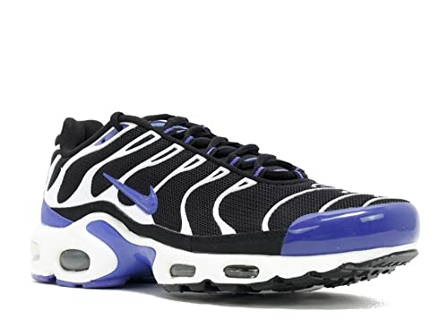 reputable site 4799a 0b4d5 Nike Air Max Plus Txt, Scarpe da Corsa Uomo, (Nero Persian Viola