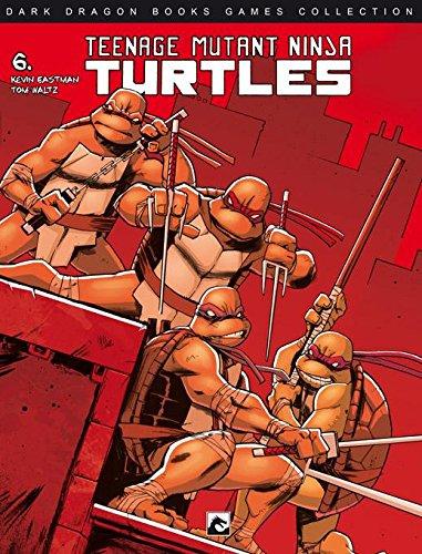 Schaduwen uit het verleden Teenage mutant ninja turtles ...