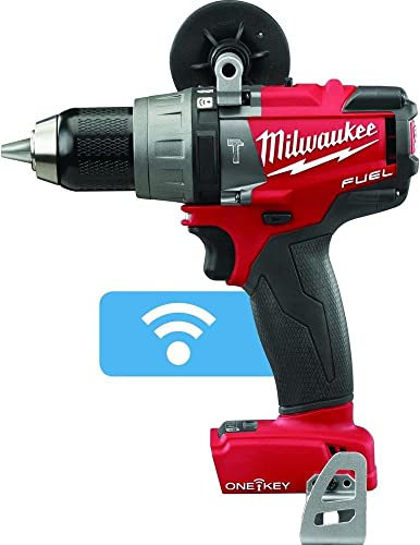 Milwaukee 2704-20 M18 FUEL 1 2 Hammer Drill Driver Bare Tool -Peak Torque 1,200