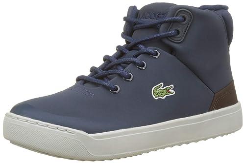 e5dc4242f51ffa Lacoste Explorateur Classic3181caj, Zapatillas Unisex Niños: Amazon.es:  Zapatos y complementos
