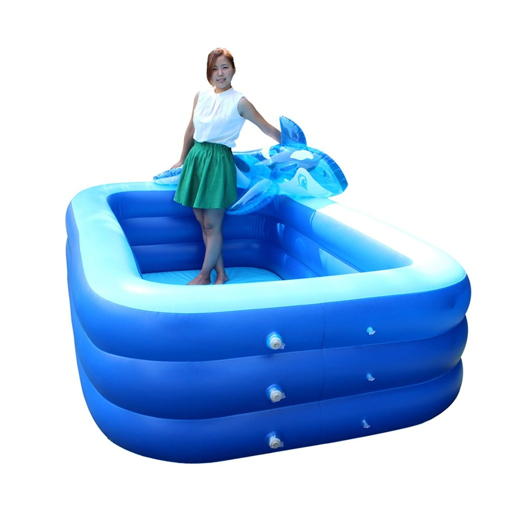 Bañeras con Jacuzzi Inflable Piscina Hinchable Adultos ...