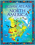 Jigsaw Atlas of North America (Luxury Jigsaw Books)