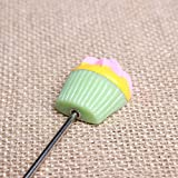 BESTONZON Stainless Steel Cake Tester Dough Testing Muffin Baking Accessories Needles Practical Multipurpose Suitable for Kitchen or