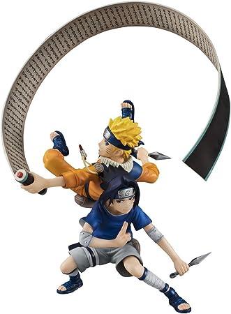 """#FD2227 Banpresto NARUTO PVC 8/"""" figure Sasuke Uchiha"""