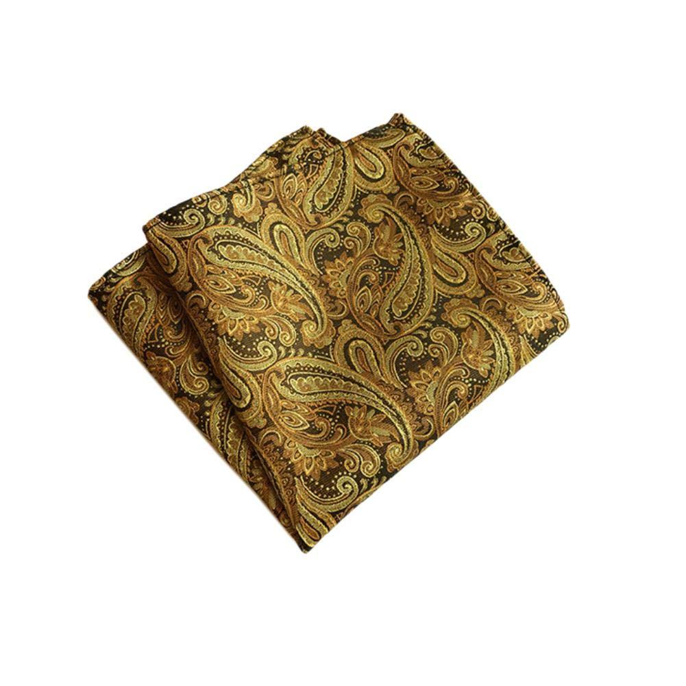 Jakovie - Pañuelo de algodón para hombre, diseño de rayas y ...