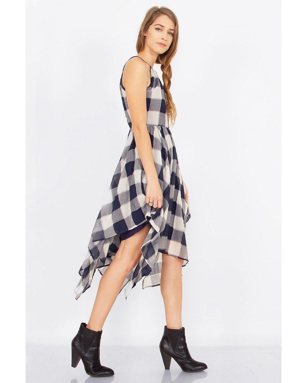 Plaid Thing Dress