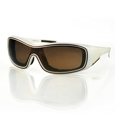 e48a48cb60 Image Unavailable. Image not available for. Color  Bobster Ava Convertible  Rectangular Sunglasses ...