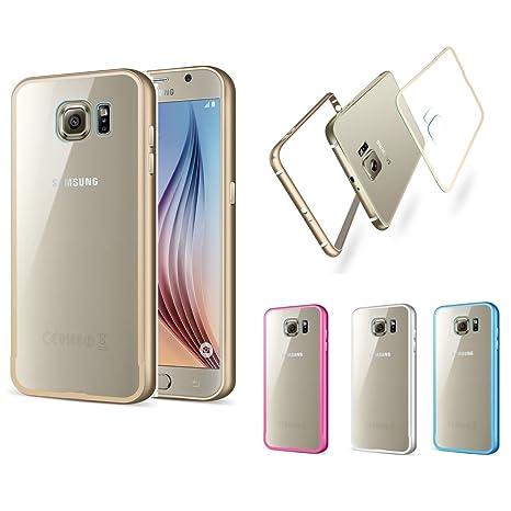 Ultrafina Funda de Carcasa de Metal de Aluminio para Samsung ...