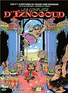 """Afficher """"Les Aventures du grand vizir Iznogoud n° 2 Les Complots d'Iznogoud : Vol.2"""""""