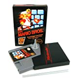 Super Mario Bros NES Cartridge 5-Ounce Flask | Licensed Nintendo Merchandise | Novelty Beverage Holder | Perfect For…