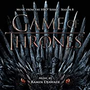 Game of Thrones: Season 8 (Selections from the HBO Series) (The Iron Throne Version) (Vinyl)