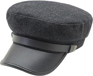 Lerben - Gorra para hombre, estilo militar, algodón y poliéster ...