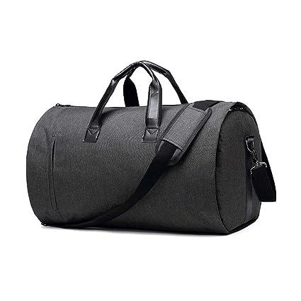 Amazon.com: Bolsa de viaje para hombre, bolsa de transporte ...
