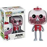 Regular Show Pop Benson - Figura de vinilo
