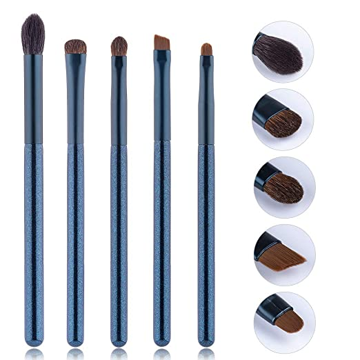UNIMEIX Professional Eyeshadow Eyeliner Makeup Brushes