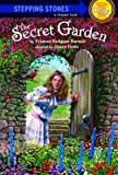 img - for The Secret Garden (A Stepping Stone Book(TM)) book / textbook / text book