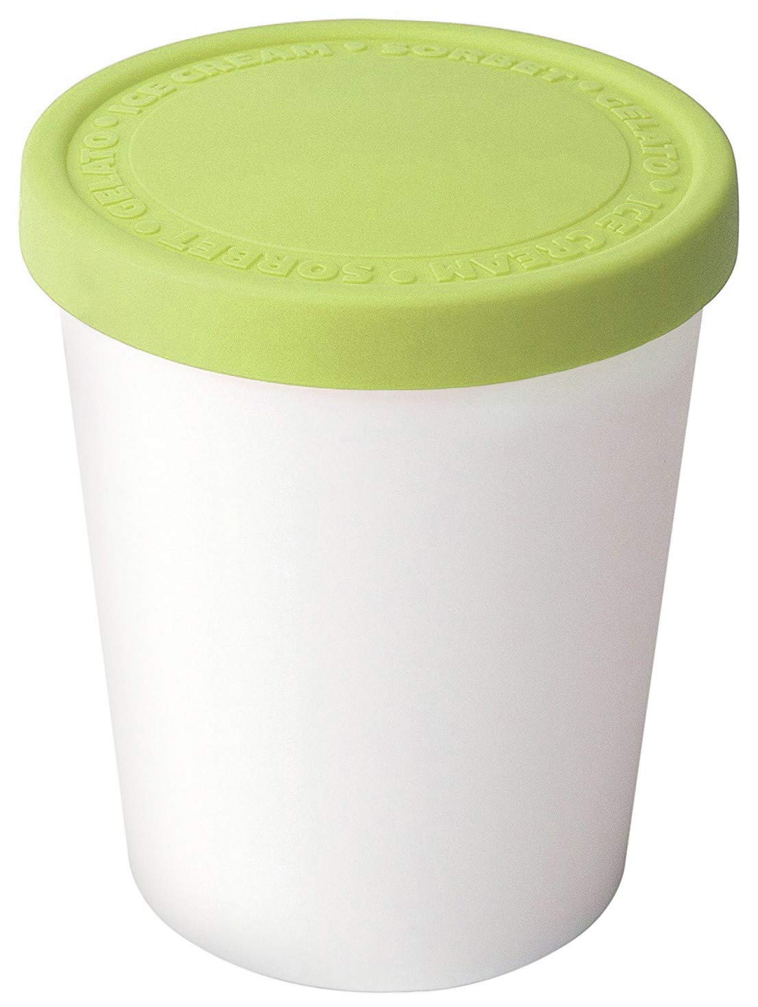 Tovolo Tight-Fitting, Stack-Friendly, Sweet Treat Ice Cream Tub, Pistachio by Tovolo (Image #1)