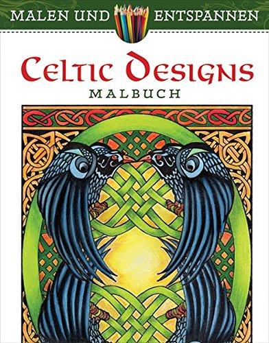 Malen und entspannen: Celtic Designs