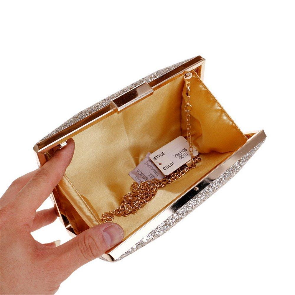 MSFS damen Es Glitzer Clutch aus Kleid Abendliche Party Hochzeits-Handtasche Hochzeits-Handtasche Hochzeits-Handtasche B07FTGMHBL Clutches Schnelle Lieferung 36b029
