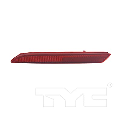 TYC 17-5320-00-1 Replacement Reflex Reflector: Automotive