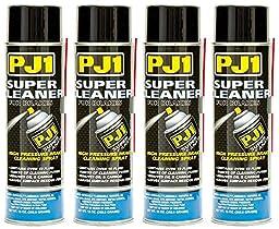 PJ1 3-21-4PK Super Cleaner Spray, 52 oz, 4 Pack (CA Compliant)