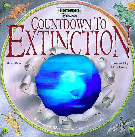 Countdown to Extinction: A Hologram Adventure to Prehistoric Times (Disney's Animal Kingdom)