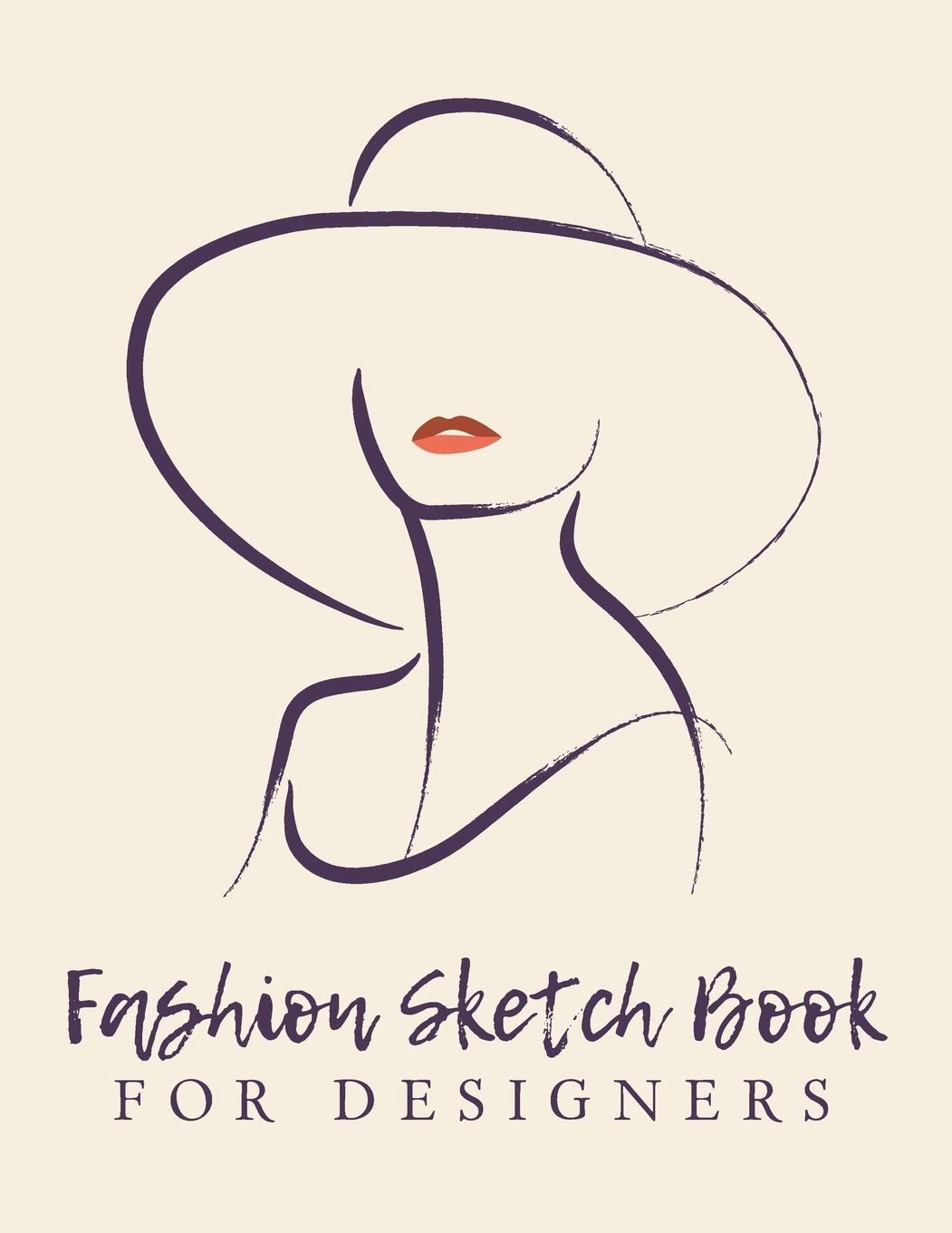 Buy Fashion Sketch Book For Designers Chic Fashion Sketch Book Fashion Designer Sketching Books Fashion Sketchpad Graduation Gift Fashion Design Journal Fashion Sketch Artist Practice Book Book Online At Low Prices