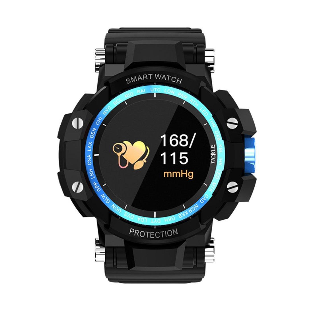 GW68 Reloj Inteligente Para Hombres NRF52832 Chip Tiempo De ...