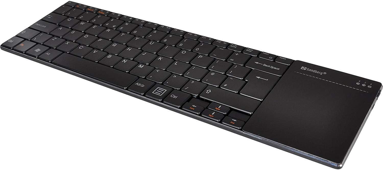 Sandberg Bluetooth Gaming Keyboard Touchpad UK 460-11 [並行輸入品]