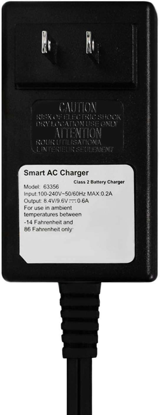 1100mAh NiMH Airsoft Battery Brand Product Mighty Max Battery Smart Charger for 8.4V