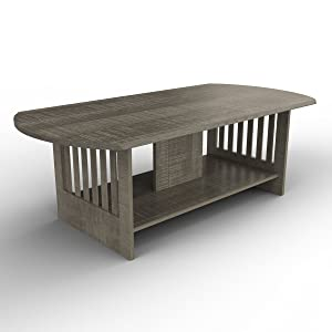 Forzza Verona Coffee Table (Wenge)