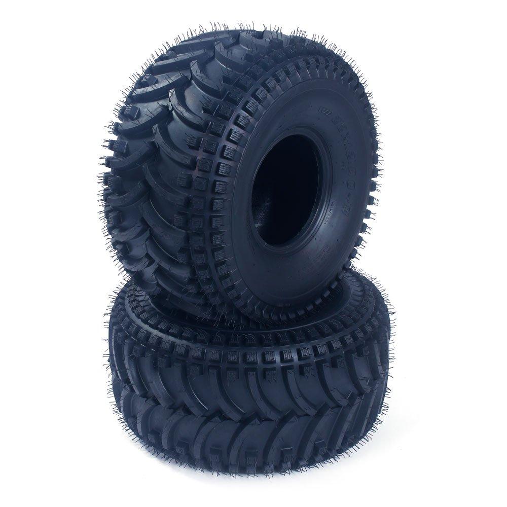 Set of 2 ATV Tires 22x12/8 22x12.00-8 Rear 22'' 22x12.00/8 22-12-8 4PR