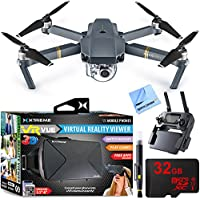 DJI Mavic Pro 4K Quadcopter Drone Bundle