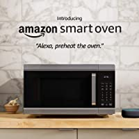 Amazon 4-in-1 Convection Smart Oven with Echo Dot