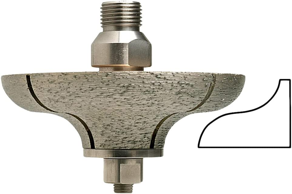 MK Diamond 155864 F-Profile Tool Sintered 20mm