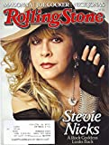 Stevie Nicks * Madonna * Joe Cocker * Nick Jonas * Marilyn Manson * Rolling Stone Magazine