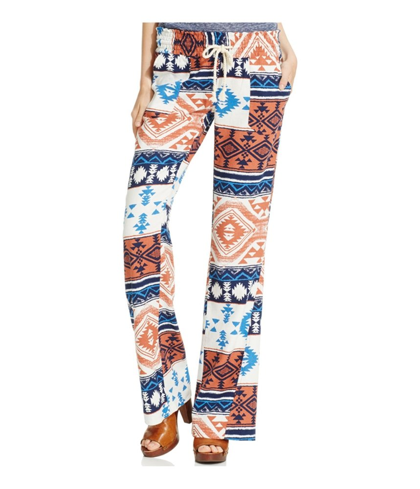 Roxy Womens Oceanside Printed Casual Lounge Pants mnl3 XS/32