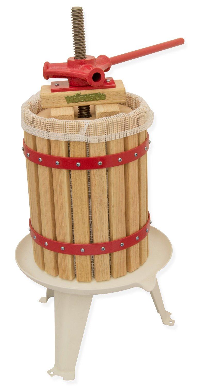 Presse /à fruits cidre//vin Woodside 12 litres