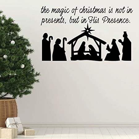La magia de la Navidad no está en la etiqueta engomada de la ...