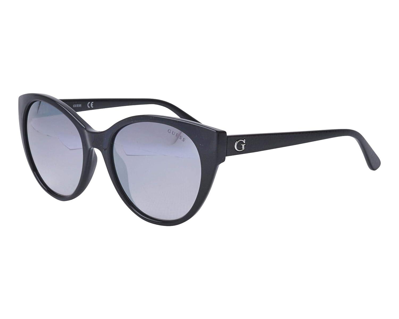 Guess Sonnenbrillen (GU 7593 01C) glänzend schwarz