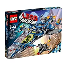 Lego movie Benny spaceship! 70816 by LEGO [parallel import goods]