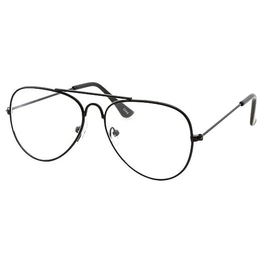 d9fd820c0c30 Kids Fake Aviator Eye Glasses Clear Lens Children s Non Prescription (Age  3-10)