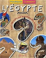 L'Egypte par Emmanuelle Paroissien