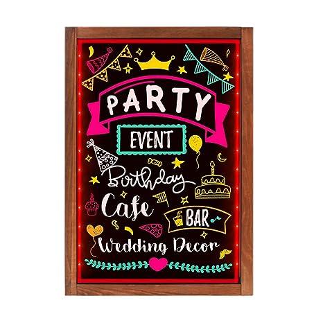 Christmas Chalkboard Signs for Shops Cafe Bars Restaurants 5 Star Blackboard